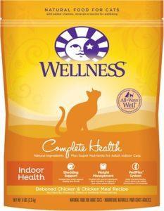 Free Bag of Wellness Dog or Cat Food at PetSmart