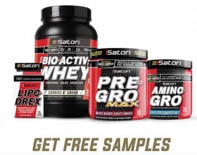 Free Sample of iSatori Sports Nutrition