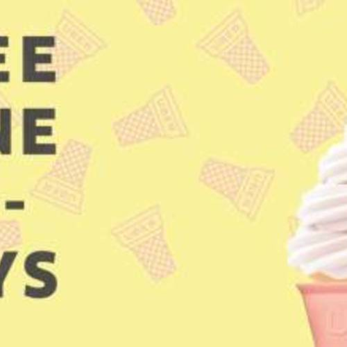 Free Ice Cream from Uber on Fridays