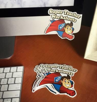 Free Super Teachers Worksheets Sticker