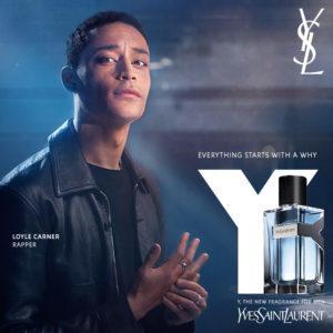 Free Yves Saint Laurent Mens Fragrance Sample