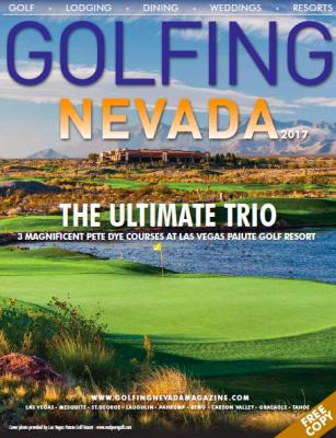 Free Golfing Nevada Magazine