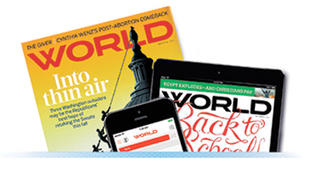 Free (6) Issues From World Magazine