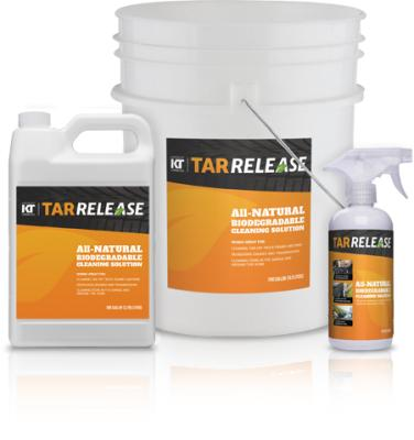 Free Tar Release Natural Tar & Sticky Substance Removal Sample For Companies