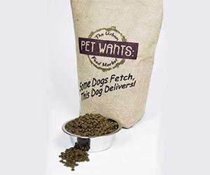 Free All Natural Pet Food From Pet Wants