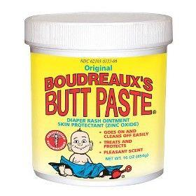 Free Boudreaux's Butt Paste Tube, 2 Washcloths & Diaper Cover For Military Parents