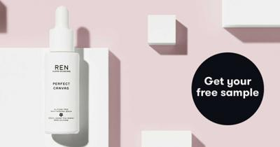 Free REN Perfect Canvas Primer