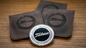 Free  Limited Edition Titleist Ball Marker