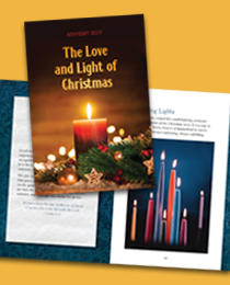 Free The Love & Light of Christmas Booklet