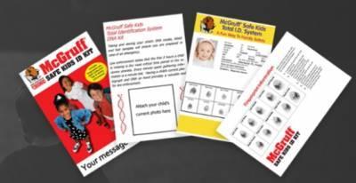 Free McGruff Safe Kit