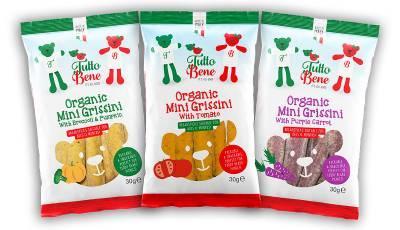 Free Tutto Bene Kids Snacks