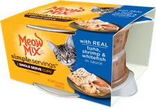 Meow Mix - Free Sample - Single Serving Cups
