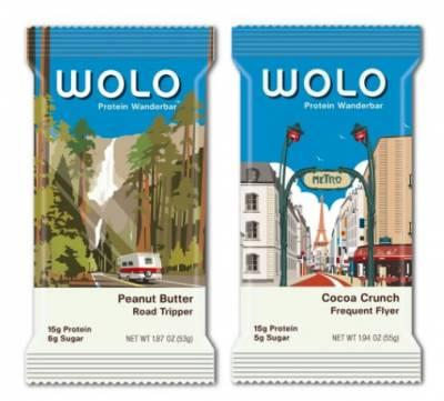 Wolo WanderBar - 2 Bar Free Sample