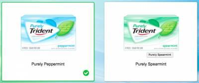 Purely Trident - Free Sample