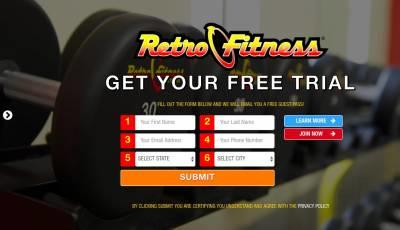 Retro Fitness - Free Guest Pass