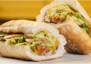 Free Sandwich - Potbelly Sandwich Shop