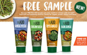 Just Add Herb - Free Full-Size Samples