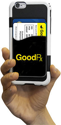 GoodRx - Free Phone Wallet