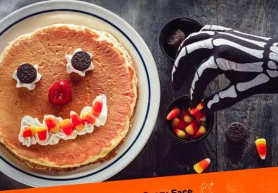 IHOP - Free Pancake for Kids 12 and Under