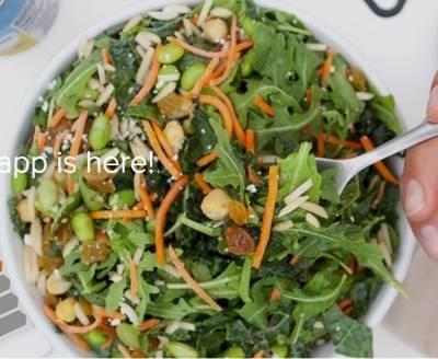 Salad Bowl or Burrito  - Free at Currito