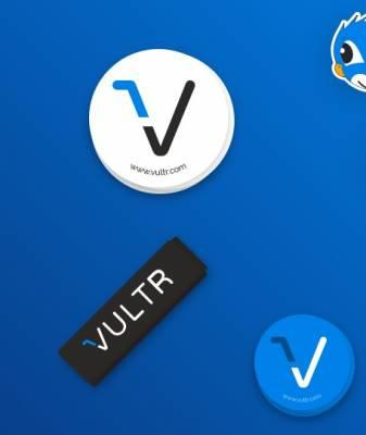 Vultr - Free Sticker