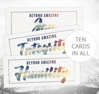 Life Beyond Amazing - Free Scripture Cards