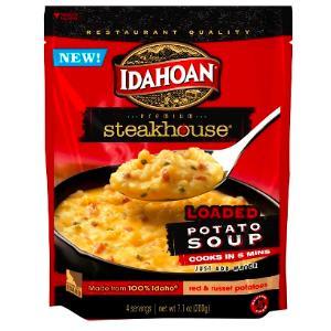 Idahoan Potato - Free Soup at Kroger