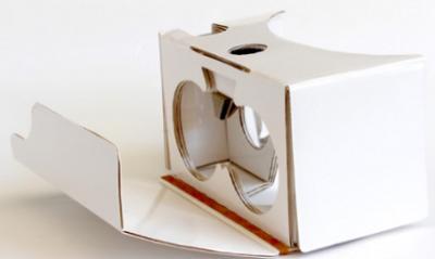 Cardboard VR Viewer - Free Samples