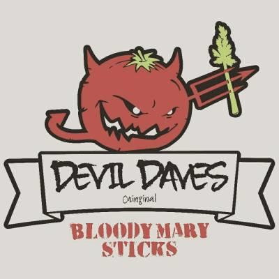 Bloody Mary Sample Stick Pack From Original Devil Daves