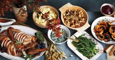 Operation Turkey - Free Meal Delivery