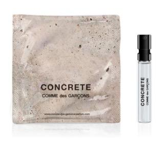 Concrete Fragrance - Free Sample