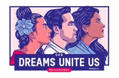 #DreamActNow - Free Sticker
