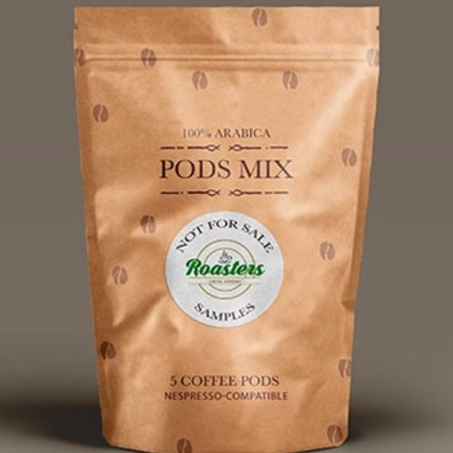Roasters Pods Coffee - Free Sample