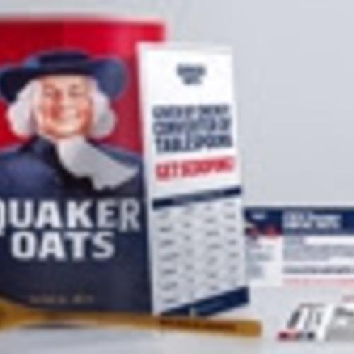 Free Quaker Oats Kit