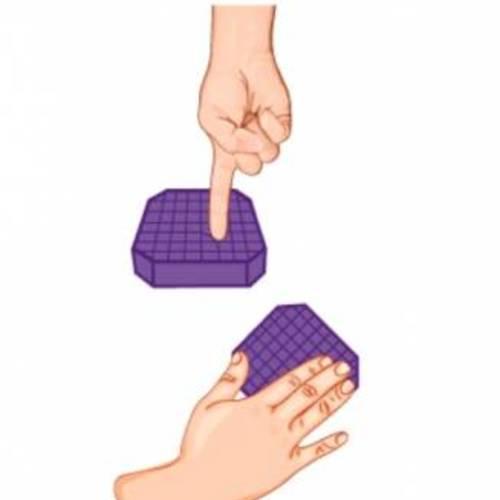 Purple Squishy No Pressure™ Mattress - Free Sample
