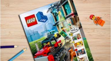 LEGO® Life - free magazine