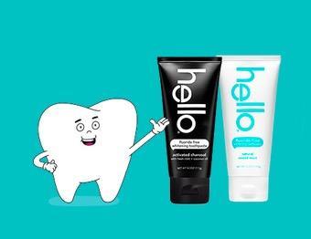 Enter to Win fluoride Free Toothpastes