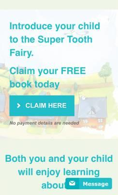 Super Tooth Fairy - Free Book