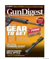 Gun Digest Digital Magazine - Free Subscription