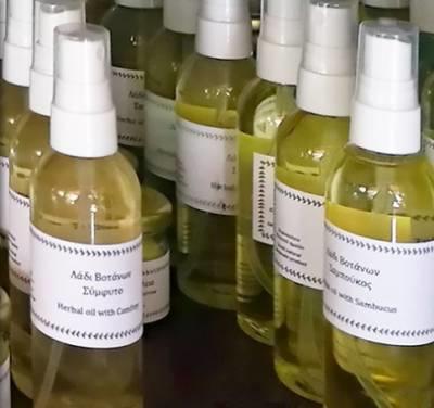 Free Sample - Paradosiaka Herbal Oil