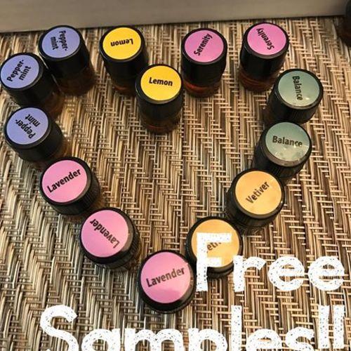 doTERRA Essential Oils - Free Samples