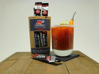Free Devil Dave's Bloody Bloody Mary Mix