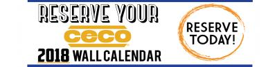 CECO Texas Sized - Free Calendar
