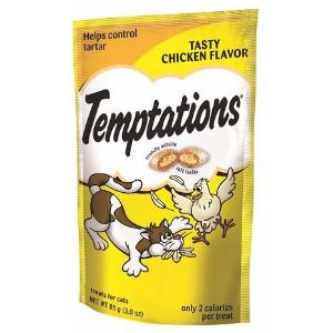 Free Temptations Cat Treats