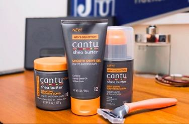 Cantu For Men - Free Samples
