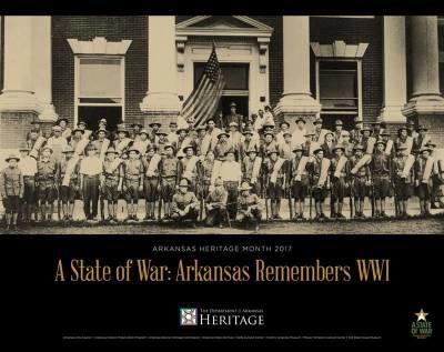 Arkansas 2017 Heritage Month - Free Poster