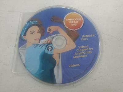 AmeriCorps Impact - Free DVD