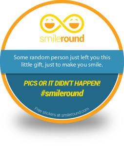 SmileRound - Free Stickers