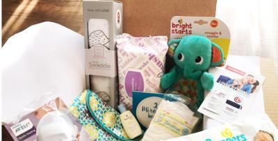 FREE Baby Welcome Box (Amazon Prime – $35 Value)