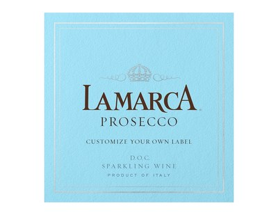 FREE Personalized La Marca Prosecco Label